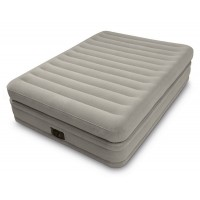 Надувная кровать Intex Prime Comfort Elevated Airbed (152x203x51 см) 64446