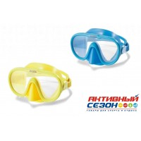 Маска для плавания Sea Scan Swim Masks Intex 55916