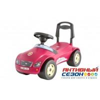 Каталка 016 Машина красная для катания детей ОРИОН 1018131