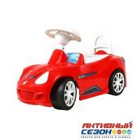 Каталка 160 Машина красная для катания детей