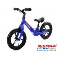 """Велобег """"Slider"""" надув. колеса 12 дюймов, магниевая рама, цвет: синий, красный"""