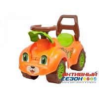 Автомобиль для прогулок ТехноК (оранжевый)