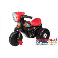 Трицикл ТехноК (черный)