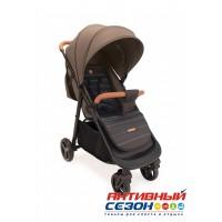 "Прогулочная коляска HAPPY BABY ""ULTIMA V2 X4"" (brown)"