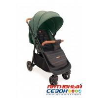 "Прогулочная коляска HAPPY BABY ""ULTIMA V2 X4"" (green)"