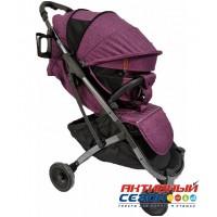 Прогулочная коляска Babalo Фиолетовый (рама хром)