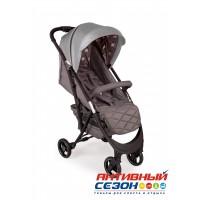 """Прогулочная коляска HAPPY BABY """"ELEGANZA V2 NEW"""" (light grey)"""