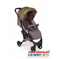 """Прогулочная коляска HAPPY BABY """"ELEGANZA V2 NEW"""" (dark green)"""