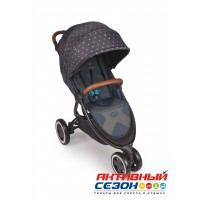 "Прогулочная коляска HAPPY BABY ""WYLSA"" (marine)"