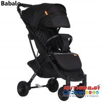 Прогулочная коляска Babalo Черный (рама черная)