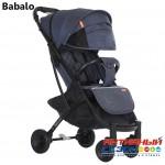 Прогулочная коляска Yoya Plus 3 (Babalo) Джинс Синий