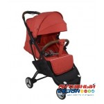Прогулочная коляска Yoya Plus 3 Красный (рама черная)