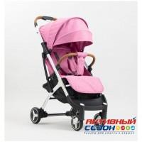 Прогулочная коляска Yoya Plus 3 Розовый (рама белая)