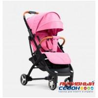 Прогулочная коляска Yoya Plus 3 Розовый (рама черная)