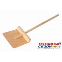 Лопатка деревянная 65см