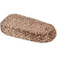 Чехол на сиденье снегоката меховой