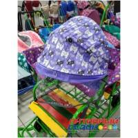 Козырек-крыша для санок модели СДПР-ВК (фиолетовый)