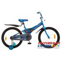 """Велосипед 20"""" Transformers (синий) 098610"""