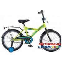 """Велосипед Novatrack Forest 18"""" (зеленый)"""