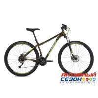 "Велосипед Stinger Zeta Evo (29"" 27 скор.) (Р-р = 20""; Цвет: Коричневый) Рама Алюминий"