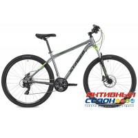 "Велосипед Stinger Graphite Evo (27.5"" 21 скор.) (Р-р = 16""; Цвет: Серый) Рама Алюминий"