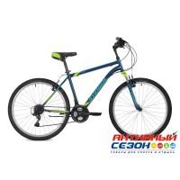 "Велосипед Stinger Caiman (26"" 18 скор.) (Р-р = 14""; 16""; 18""; 20"" Цвет: Синий) Рама Сталь"