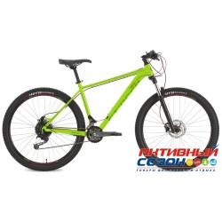 """Велосипед Stinger Genesis EVO (29"""" 18 скор.) (Р-р = 18""""; Цвет: Зеленый) Рама Алюминий"""