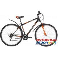 """Велосипед Foxx AZTEC (29"""" 18 скор.) (Р-р = 18""""; 20""""; Цвет: Черный; Зеленый) Рама Сталь"""