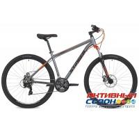 "Велосипед Stinger Graphite Std (27,5"" 21 скор.) (Р-р = 16""; 18""; Цвет: Серый) Рама Алюминий"