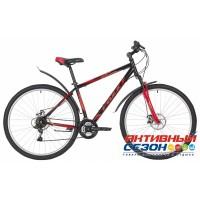 """Велосипед Foxx AZTEC D (29"""" 18 скор.) (Р-р = 18""""; 20"""" Цвет: Красный; Черный) Рама Сталь"""