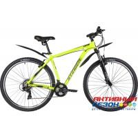"Велосипед Stinger Element STD (29""  21 скор.) (Р-р = 18"" ; Цвет: Зеленый) Рама Алюминий"