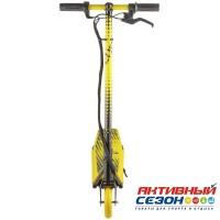Электросамокат AKY100-A (Желтый)