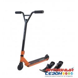 Трюковый снегокат-самокат оранжевый PROTIGER-CNW WS-SX002O