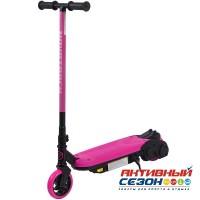 Электросамокат Novatrack колеса 140мм (розовый)