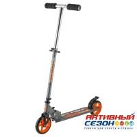 Самокат городской Foxx Extreme Power колеса 145мм (серо-оранжевый)