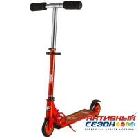 Самокат городской Foxx Zomby Zone колеса100мм (оранжевый)