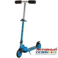 Самокат городской Foxx Zomby Zone колеса125мм (голубой)