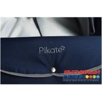 Санки-коляски Pikate Arctic (Синий)