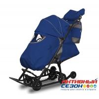 Санки-коляски Pikate Baby (Синий)