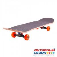 Деревянный скейтборд Tech Team X-Game (Цвета в асс.)