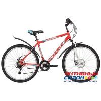 """Велосипед Foxx Atlantic D (26"""" 18 скор.) (Р-р = 18""""; 20"""" Цвет: Оранжевый, Черный) Рама Алюминий"""