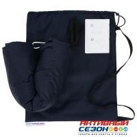 Надувные санки-бубинг, d=100 см, цвет синий