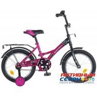 """Велосипед Novatrack FR-10 12"""" (Фиолетовый)"""