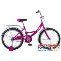 """Велосипед Novatrack Vector 20"""" (Фиолетовый)"""