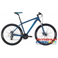 "Merida Big.Seven 15-MD (2018) (27,5"" 24 скор.) (Р-р = 18,5; Цвет: DarkBlue/Blue) Рама Алюминий"