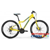 "Merida Juliet 6.20-MD (2018) (26"" 24 скор.) (Р-р = 17; Цвет: Yellow/DarkBlue) Рама Алюминий"