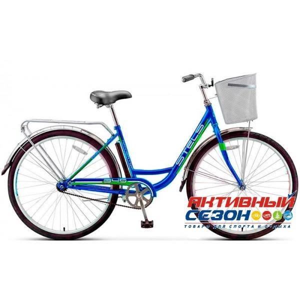 Велосипед бирюзовый цвет