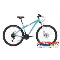 """Велосипед Stinger Omega STD (2018) (27,5"""" 27 скор.) (Р-р = 19"""" Цвет: Белый) Рама Алюминий"""