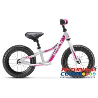 "Беговел Powerkid 12"" Boy (Розовый) V020"