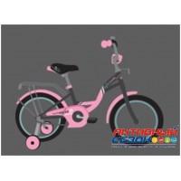 """Детский велосипед 20"""" SAFARI proff SONATA (розовый)"""